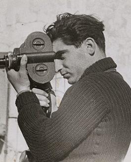 Robert Capa, el fotógrafo comprometido